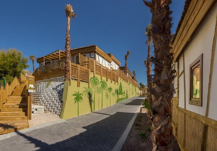 Lodges magic natura animal, waterpark resort benidorm