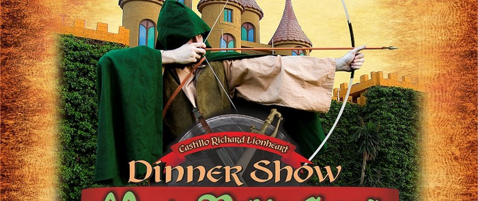 Dinner-Show 'Medieval Challenge' (Normal Entry) Magic Natura Animal, Waterpark Resort Benidorm