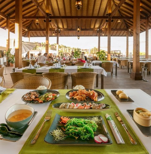 Restaurant Magic Natura Animal, Waterpark & Polynesian Resort Benidorm