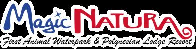 Magic Natura Animal, Waterpark Resort logo